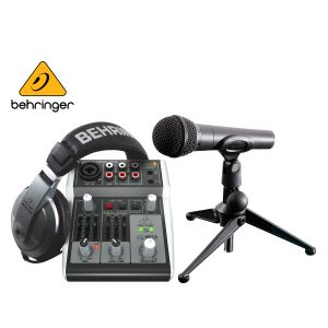 Behringer PODCASTUDIO-2-USB