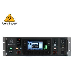 Behringer X32 RACK 40 Input 25 Bus Digital Rack Mixer With 16 Programmable Midas Preamps USB Audio Interface