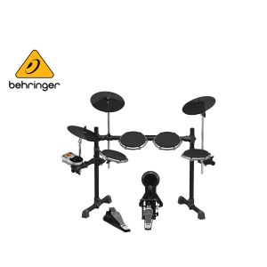 Behringer XD80USB 8 Piece Electronic Drum Set With 175 Sounds, 15 Drum Sets And USB/MIDI Interface