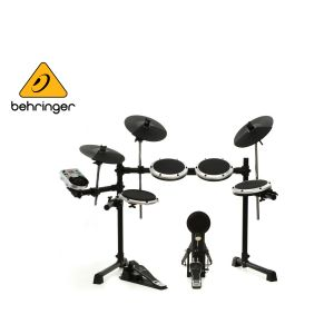 Behringer XD8USB 8 Piece Electronic Drum Set With 123 Sounds 15 Drum Sets And USB Interface