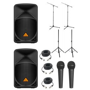 Behringer Pro Audio Package