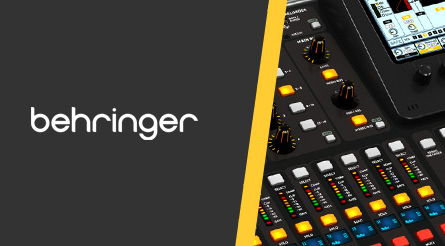 Behringer X32 Malaysia